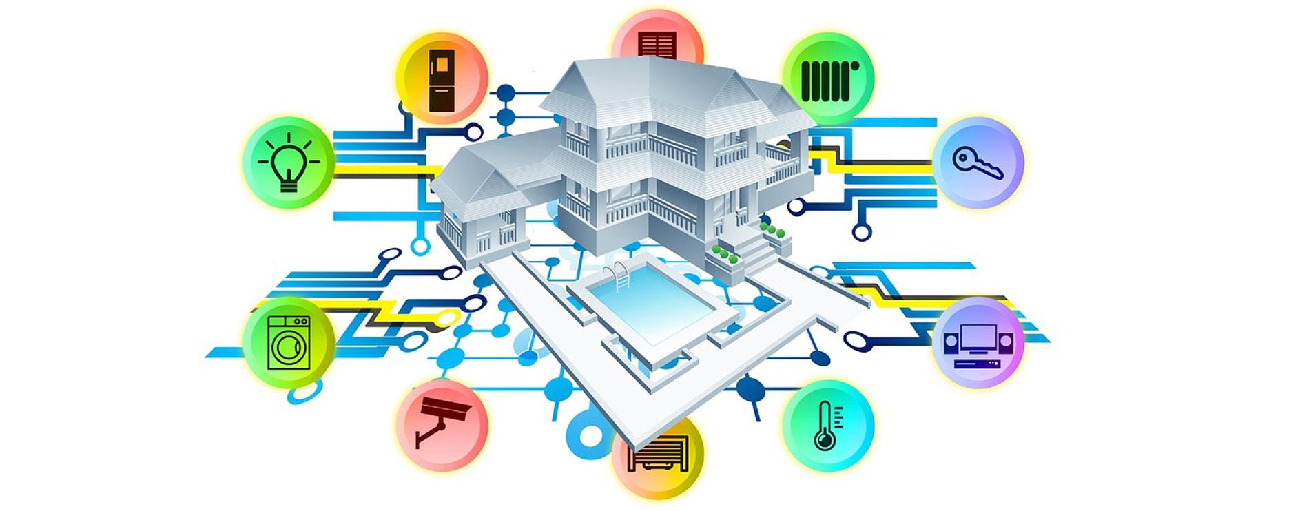 Votre Maison Connectee Par Nos Soins